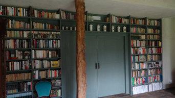 Espacios a medida Muebles de La Granja