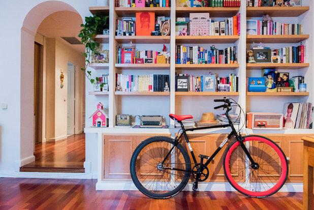 Klassisch modern Wohnbereich by Alfredo Arias photo