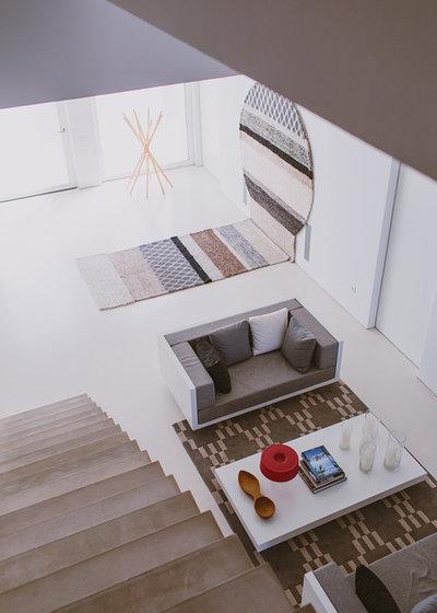 Contemporáneo Salón by Paula G. Furió