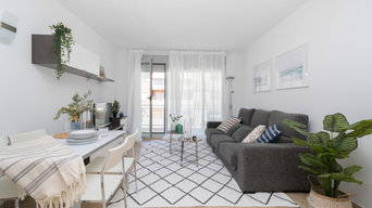Home Staging de estilo nórdico