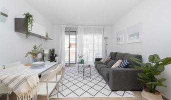 Home Staging de estilo nórdico