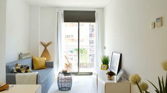 Home Staging en vivienda vacía para alquilar