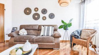 Home Staging Vivienda en venta