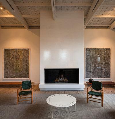 Casa de campo Salón by Francesc Rifé Studio