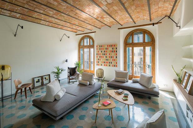 Mediterráneo Salón by Nook Architects