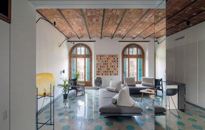 Casas Houzz: La vivienda de los mil reflejos