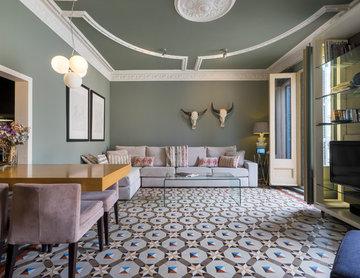 Interiores residenciales