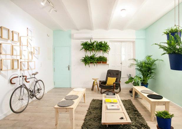 Scandinavian Living Room by Maura Pitton Fotografía