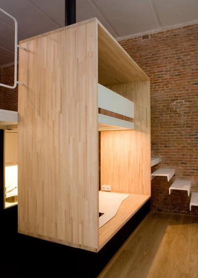 Nórdico Salón by Beriot, Bernardini arquitectos