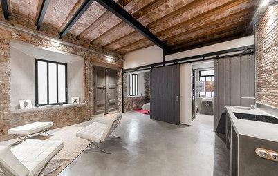 Antes y después: Cómo transformar un taller en un lujoso 'loft'
