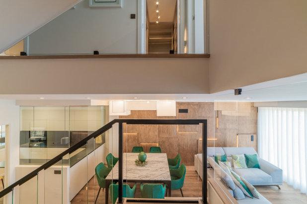 Contemporáneo Salón by Lara Villaverde