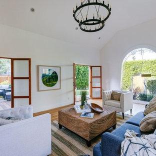 N Crescent LA Remodeling living Room