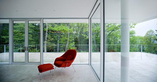 Moderno Salón by Alberto Campo Baeza