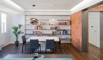 Proyecto de interiorismo y obra en Palafox 20