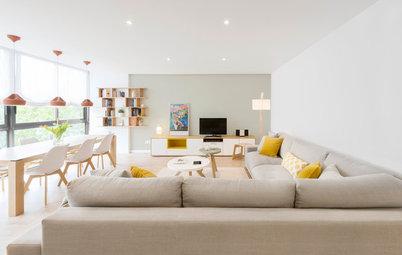 10 erreurs à éviter dans une pièce à vivre orientée sud