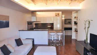 Reforma apartamento Sitges