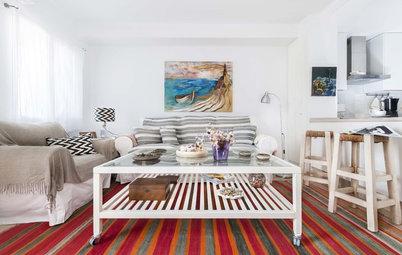 Antes y después: Un apartamento para disfrutar del mar