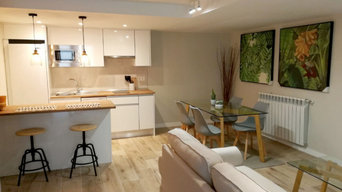 Reforma de Apartamento - Y se hizo la luz