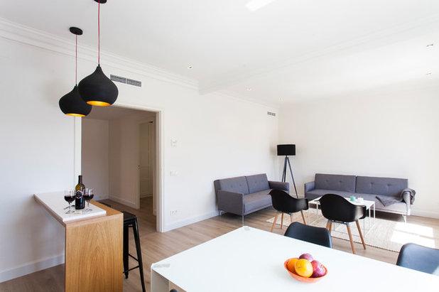 Moderno Salón by ABAG
