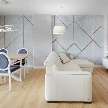 Reforma Integral de un piso en Av. Zarautz
