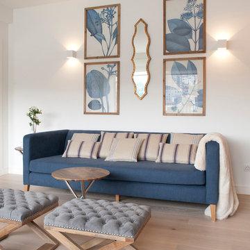 Reforma integral y decoración de casa en Areeta - Getxo, Vizcaya