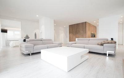 Antes y después: La reforma de un apartamento a pie de playa