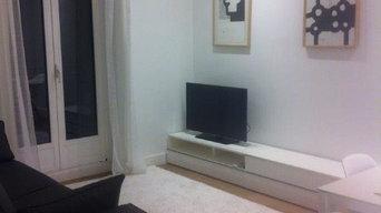 Rehabilitación completa de vivienda 70 m2.