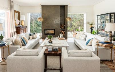 Pregunta al experto: Cómo decorar el salón en otoño-invierno