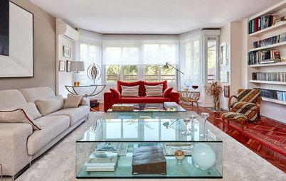 Casas Houzz: El bonito piso en Madrid de una interiorista