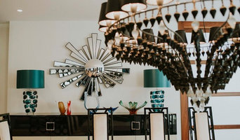 Salón - detalles lámparas