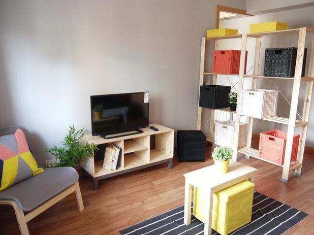 Contemporáneo Salón by MOS estudio