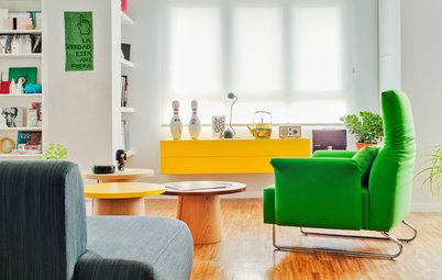 Cómo combinar bien colores en casa: Las claves según 3 expertas