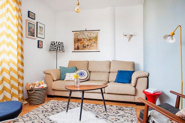 Cómo decorar un salón pequeño para que parezca más grande