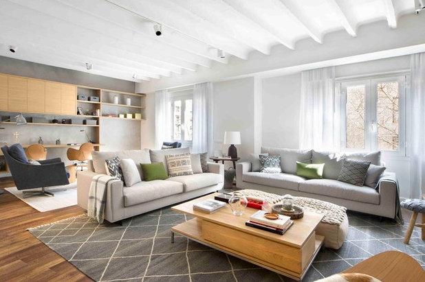Modern Wohnbereich By Egue Y Seta