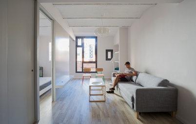 Pregunta al experto: ¿Qué acabados aportan amplitud a un piso pequeño?