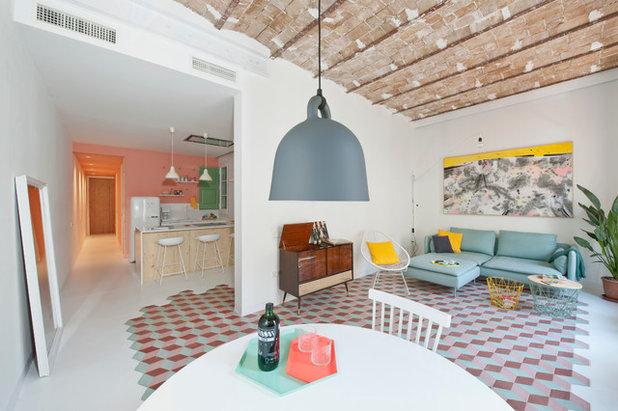 Contemporain Salon by CaSA - Colombo and Serboli Architecture