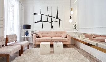 Un apartamento parisino en Madrid