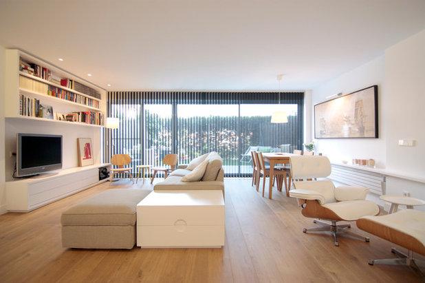 Contemporáneo Salón by Boho Chic Style