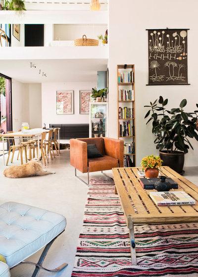 Contemporain Salon by Bluetomatophotos