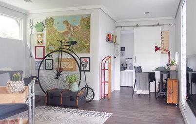 Houzz TV: Un nuevo hogar entre árboles por solo 50.000 €