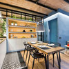 Visite Privée : Le 40 m² chaleureux de deux amoureux de Barcelone