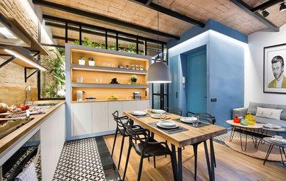 Un piso de 40 m² junto al mar para dos enamorados de Barcelona