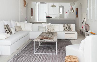 Más vale una imagen...: 11 salones modernos