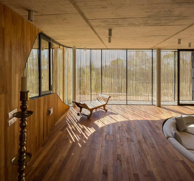 Contemporáneo Salón by Metroarea Architetti