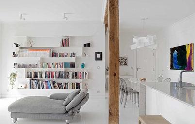4 ejemplos concretos en los debes usar el color blanco en casa