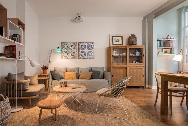 Nórdico Salón by The Room Studio