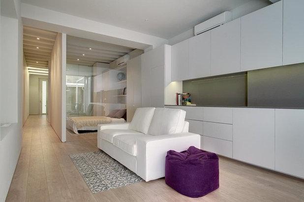 C mo separar espacios en casa con varios tipos de tabiques - Tabiques de cristal para viviendas ...