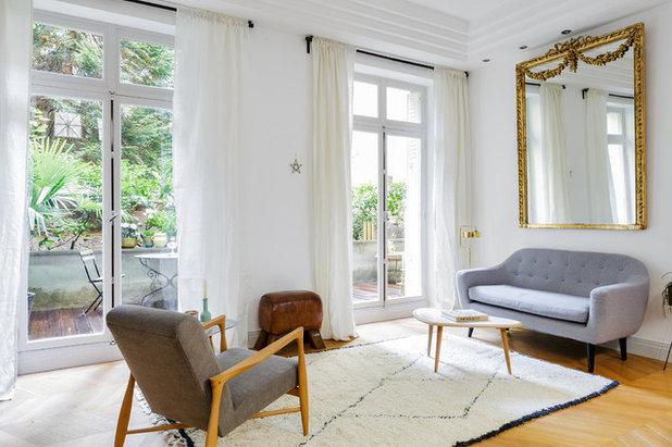 avant apr s relooking d 39 un appartement parisien gr ce au. Black Bedroom Furniture Sets. Home Design Ideas