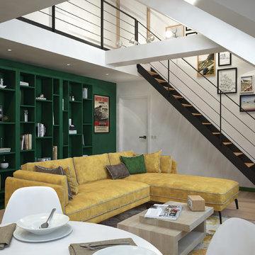 8 Appartements à Compiègne