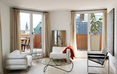 Houzz Tour: A Parisian Apartment Goes Modern and Bright